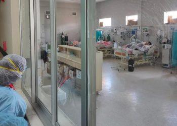 Niño presenta insuficiencia respiratoria y neumonía por Covid19 en Macusani