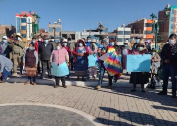 Pobladores de San Miguel rompen diálogo con municipio y amenazan con paro