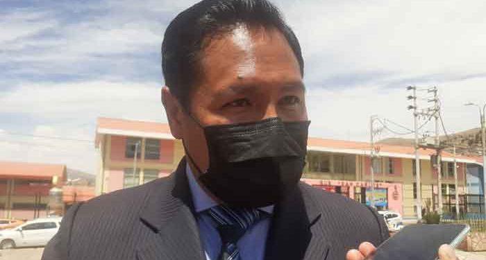 Consejero sustentó iniciativa legislativa para suspender del cargo a gobernador regional