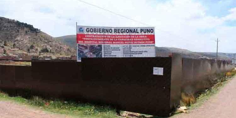 Informaron que quizá no se recupere el presupuesto del hospital MNB de Puno