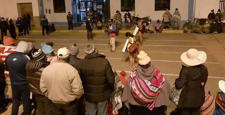 Constitución ampara accionar de ronderos que castigaron a pareja de primos en Nuñoa