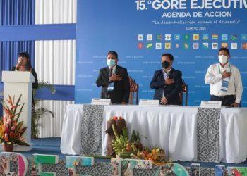 Puno será sede de la décimo sexta reunión de Gore Ejecutivo 2021 en noviembre