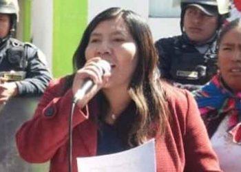 Según regidora una comisión debe viajar a Lima para modificar tasa de arbitrios municipales