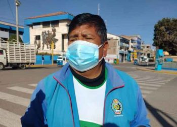 Directivo del Sutep lamenta que dirigentes de Puno hayan sido terruqueados por medios