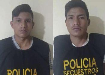 Dan prisión preventiva a sujetos que viajaron desde Huamanga para secuestrar a menor en Ácora