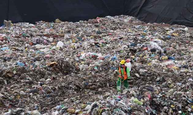 Juliaca es la localidad que mas basura genera en la región Puno con medio millón de habitantes