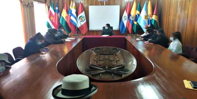 Viajarían a Lima para defender presupuesto de hospital Manuel Núñez Butrón