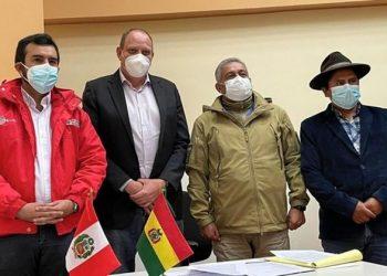 Mincetur asegura ingreso de productos agropecuarios peruanos a Bolivia