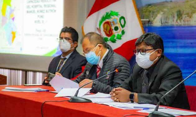 Anuncian movilización en contra del gobernador por modificación de presupuesto de hospital