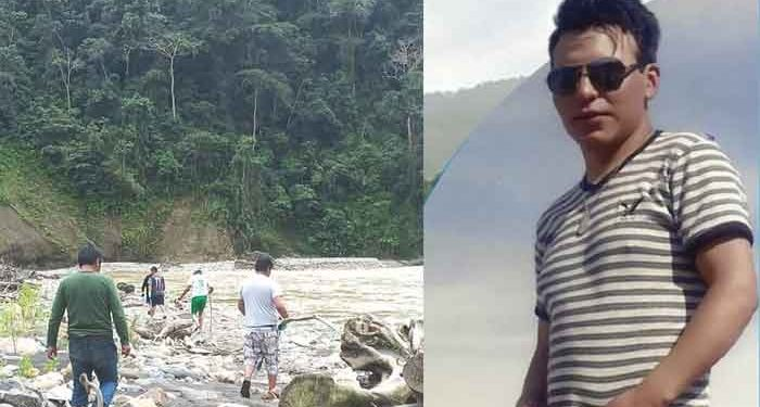 Hallan cuerpo de hombre que cayó al río Inambari tras sufrir un despiste