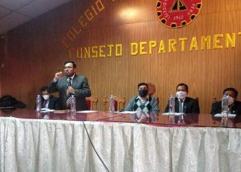 Congresista presentará una propuesta de ley para crear el Viceministerio de Metalurgia