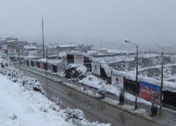 Senamhi alerta presencia de nieve, granizo y lluvias por tres días en Puno, Arequipa y Tacna