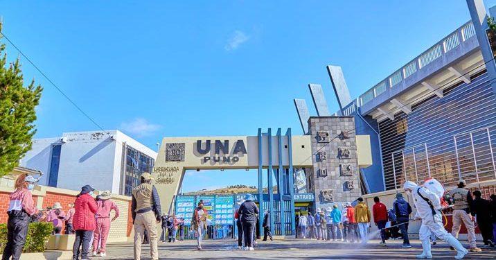 Conoce la relación de ingresantes a la Universidad Nacional del Altiplano de Puno