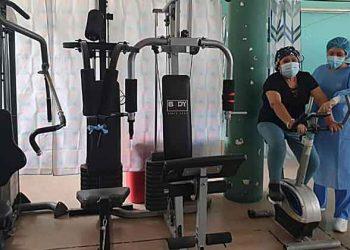Arequipa: Más de 40 pacientes post Covid se rehabilitan en hospital Honorio Delgado