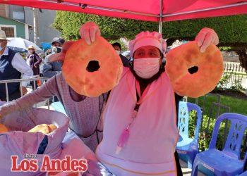 Puno: Presentan más de 14 variedades de pan puneño en festival regional