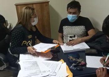 Arequipa: Juez dispone detención preliminar de Cáceres Llica por corrupción de funcionarios