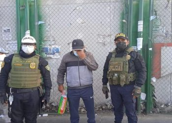 Exjefe de Estudios y Proyectos del Gobierno Regional de Puno fue capturado en Arequipa