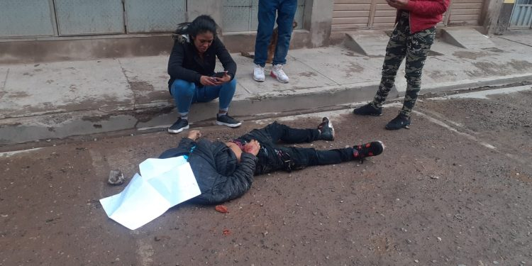 Juliaca: Venezolano pierde la vida en local nocturno del Jr. Piérola con Circunvalación