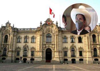 Presidente Castillo pide al congreso declarar en emergencia la educación del país
