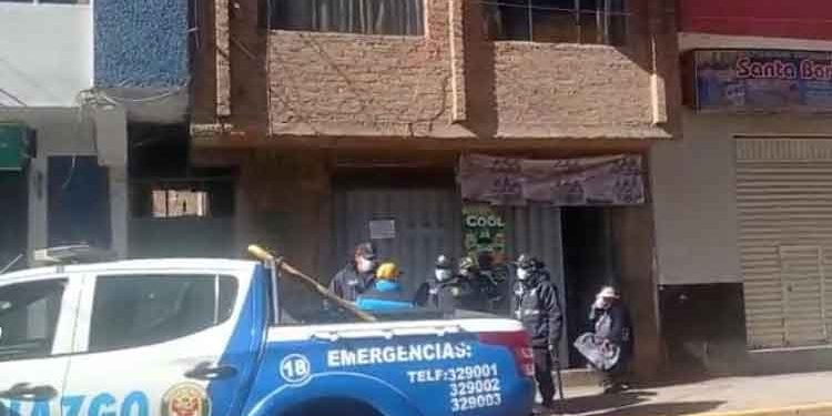 Juliaca: Ciudadano captura presunto ladrón que lo seguía mientras se dirigía a su casa