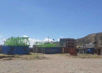 Gobierno Regional de Puno niega adicional a consorcio que construye hospital MNB