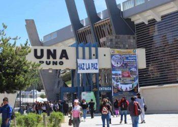 Puno: Más de 17 mil estudiantes reinician labores académicas en la UNA en tres modalidades