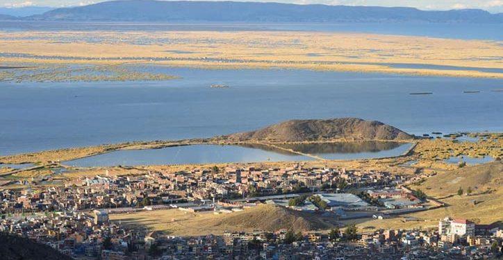 Instan a entidades hidrográficas a la unidad por la cuencas del Titicaca