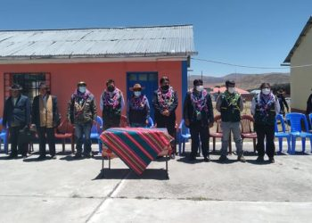 Chucuito: Gobierno regional reconoce a Quilca como comunidad a través de resolución