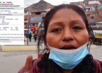 Menor desaparecida es hallada en La Rinconada al interior de un hostal con sus captores