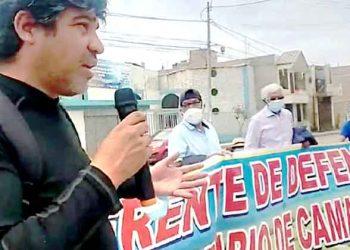Arequipa: Agricultores de Camaná protestaron por precios altos de fertilizantes