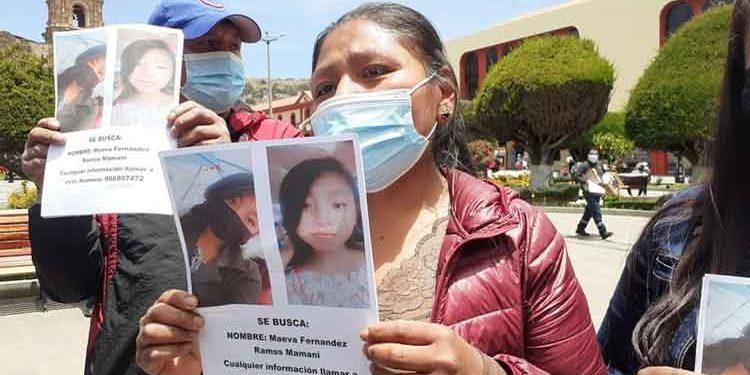 Puno: Madre busca a su hija de 13 años en el Puerto Muelle de la Ciudad del Lago