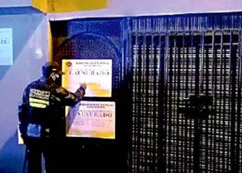 Bustamante y Rivero: Municipalidad no otorgará permiso para celebraciones