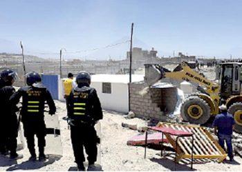Arequipa: Procuraduría se prepara para desalojar a invasores de 8 terrenos estatales