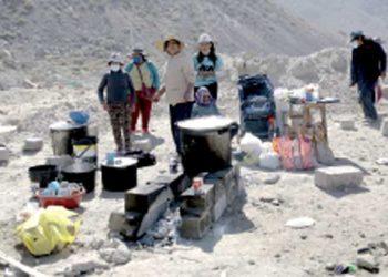 Arequipa: Alcalde de Cerro Colorado exhortó a invasores buscar la formalidad
