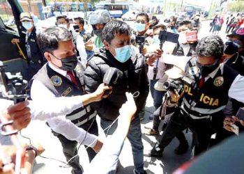 Arequipa: Cáceres prometió a consejeros aliados el 10% del valor de las obras