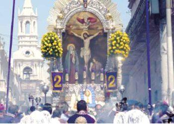 Arequipa: Señor de Los Milagros no sale en procesión por segundo año consecutivo