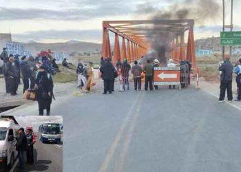 Puno: Transportistas interprovinciales dan tregua para que atiendan sus demandas