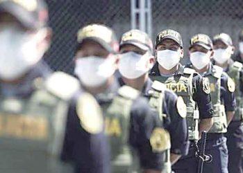 Arequipa: Guardias de Cáceres Llica son separados de la Policía Nacional del Perú