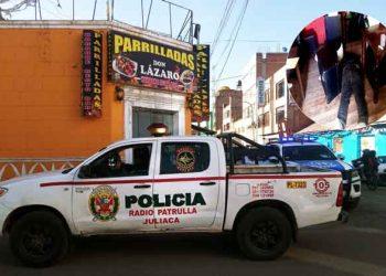 Juliaca: Sicarios asesinan a sangre fría a propietario de karaoke restobar por deuda