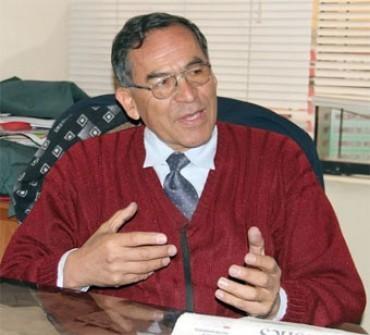 Alberto Quintanilla, virtual congresista por Puno.